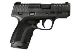"""Honor Guard Sub-Compact 9mm Luger Semi Auto Pistol 7 Rounds 3.2"""" Barrel Manual Safety Polymer Black - HG9SCMS"""