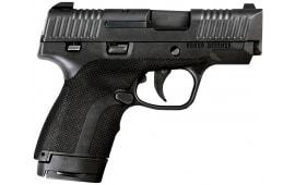 "Honor Guard Sub-Compact 9mm Luger Pistol 3.2"" Barrel Black Polymer - HG9SC"
