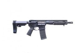 "LWRC DI 5.56 NATO AR Pistol, 10.5"" BBL Black w/ SBA3 Brace- ICDIP5B10SBA3"