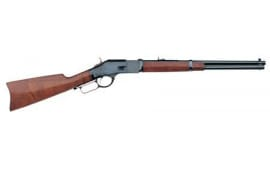 "Taylors and Company 270CH 1873 Carbine Lever 19"" 10+1 Walnut Stock Case Hardened Receiver/Blued Barrel"