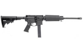 "Stag Arms 8000011 Stag 9 ORC Semi-Auto 16"" 32+1 6-Position Black Hardcoat Anodized"