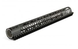 """2A Armament M-Lok Rail 15"""" w/ Titanium Barrel Nut - BLRML15"""