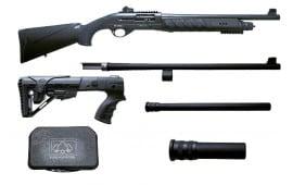 Black Aces Tactical Pro Series X Semi-Automatic Shotgun 12GA - Tactical Shooters Kit - BATPSX