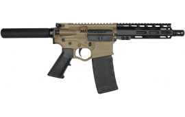 "American Tactical Imports Omni Maxx P4 AR-15 Pistol .223/5.56NATO 30rd 7.5"" Barrel w/ M-LOK Rail - ATIGOMX556FDEP4"