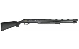 "Silver Eagle ""Gold Horse"" Semi-Auto Shotgun 12GA 24"" Rib Barrel 5rd 3"" Chamber w/ Extended Competition Tube - GHSA1224R"