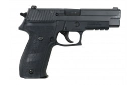 """Sig Sauer P226 Semi-Automatic .40 S&W Pistol 4.4"""" Barrel DA/SA (3) 12 Round Magazine - Unissued LEO Trade-In - LE26R-40-FAIRFAX"""
