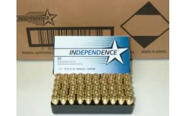 Independence 9mm 115gr Jacketed Hollow Point Ammo - 50rd Box