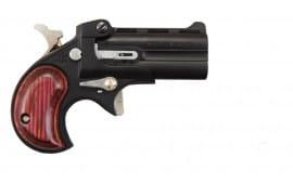 Cobra Derringer .22LR Over / Under Black / Rosewood C22BR