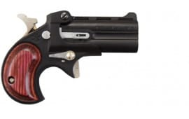 Cobra Derringer .22MAG Over / Under Black / Rosewood C22MBR