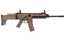 ISSC MK22 Gen2 22 LR Tan Folding Stock - 16in, 22rd - 21103