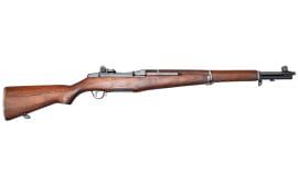 M1-Garand Rifle - Original Springfield U.S. Military M1-Garand Rifle, Semi-Auto, 30/06 Caliber - C & R Eligible