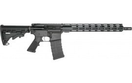 "James River Armory JRM-15 Semi-Automatic AR-15 Rifle 16"" Barrel .223/5.56 30 Round, Ships in a Hard Shell Case"