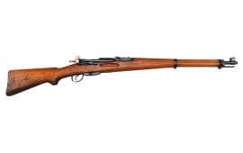 Swiss K31 Carbine Rifle - 7.5x55, Very Good Surplus Condition - C & R Eligible