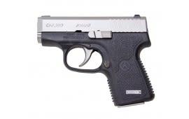 Kahr Arms CW380 w/ Front Night Sight 380 ACP Pistol, 2.58in Barrel Black Polymer Grip - CW3833N
