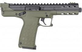 """Kel-Tec CP33 Target Pistol .22 LR 33rd 5.5"""" Threaded Barrel - CP33GRN"""