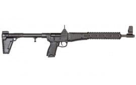 Kel-Tec SUB2K40GLK22BBLKHC SUB-2000 .40 Caliber Collapsible Rifle - Glock 22 Model