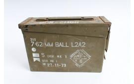 Australian 7.62 NATO/.308 147 GR FMJ Ball Ammo - 300rd Can