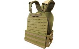 Classic Firearms Modular Armor Carrier (M.A.C) Lightweight Plate Carrier - FDE