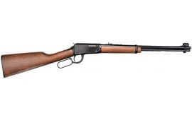 """Henry Lever Action 22LR Rifle, 15 Rounds,18.25"""" - H001"""