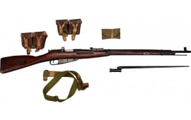 [Auction] Izhevsk 91/30 Mosin Nagant Ex-Sniper, 7.62x54R w/ Bayonet, Sling, and Acc.- SN# IOM3722