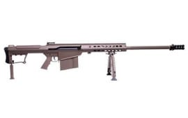 """Barrett M107A1 50 BMG Military Deployment Rifle Package, 29"""" Barrel FDE - Limited Edition Civilian Run - Only 53 Units Produced"""