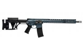 "Black Rain BROCOMP3GBLUTI16 BRO Competition G3 Semi-Auto .223/5.56 NATO 16"" 30+1 MBA-1 Blued"