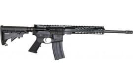 """Del-Ton Echo 316H-KM, Heavy Barrel, Special Edition AR-15 Carbine Rifle W / 12"""" Keymod Rail and 30 Round Mag"""