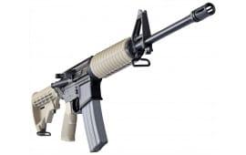 Del-Ton Echo 316 Lightweight AR-15 Rifle 5.56mm 16in 30rd Dark Earth + Bonus Mag- RFTLW16-DE