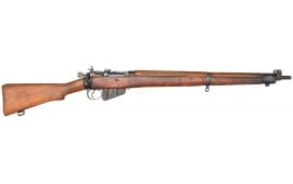 De-Activated Enfield #4 MK1 .303 Caliber Bolt Action Rifle. Non-Firing, Otherwise Overall Surplus Good - C & R Eligible