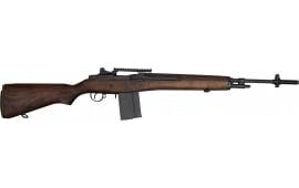 M21 DMR Precision Battle Rifle New, Walnut, .308/7.62 NATO, M14 Platform, Semi Auto - By James River Armory
