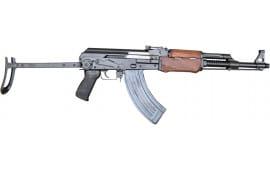Yugo M72B1 RPK Paratrooper-style AK47, Underfolder With Heavy Finned Barrel by J.R.A.
