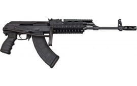 JRA AK-65, 7.62x39 Semi-Auto, Side Folding Stock, Premium Grip, and Quad Rail Handguard, w/ 1-30 Round Mag