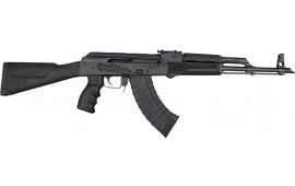 Pioneer Arms AK-47 Semi-Auto Rifle W / Original Polish Barrel and Receiver - 7.62x39 Caliber, W / 5 Mag Shooters Pkg....By J.R.A.