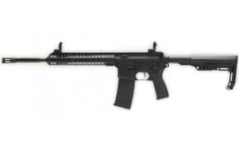 Standard Manufacturing STD-15 300 Rifle, Black RH KM Flip Sight - STD15BRH300
