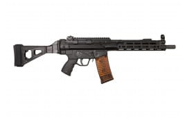 Zenith Z-43P Semi-Auto Roller Action Pistol w/ SB Tacitcal Brace & M-LOK Hanguard, 5.56x45 NATO