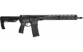"Andro Corp Industries Bravo-16 Mod 0 Semi-Automatic AR-15 Rifle 16"" Barrel .223/5.56 30rd - W/ MFT Furniture & MFT Muzzle Device - 55616BMO"