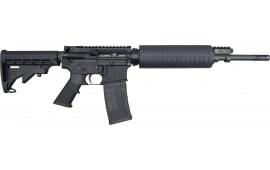 "Adams Arms Mid-length Base AR15 14.5"" Bbl Pinned Brake 223/5.56 30 Round Black"