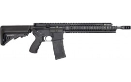 "Adams Arms Elite Tac Ultralight AR15 14.5"" Bbl Pinned Brake 223/5.56 30 Round Black"