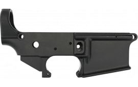 "Anderson AR-15 Stripped ""No Logo"" Lower Receiver Open Anodized Black - No Manufacturer Markings - D2-K067-AG00"