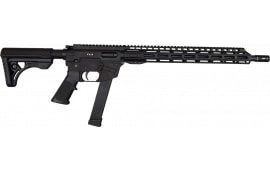 Freedom Ordnance FX-9 9mm Carbine AR Tactical Rifle w/ 33 Round Mag and Black Friday Super Shooters Package - Limited Time Only