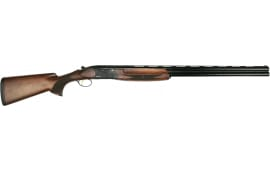 "ATA Arms Game Black 12GA 3"" Over/Under Shotgun 30"" Barrel High Gloss Finish Turkish Walnut Stock - 04546-G1230-BLK"