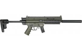 "ATI GSG-16 Semi-Automatic Carbine 16"" Barrel .22LR 10 Round - OD Green"