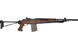 BM-59 - Rare Mk III Alpine Model - 7.62 NATO/.308 Caliber Mag Fed Semi-Auto Rifle w/ New Barrel on James River Receivers, by JRA - Very Rare