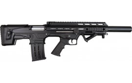 "Panzer Arms BP-12 Semi Auto Bullpup Style 12GA Shotgun, 3"" Chambers, W / Flip Up Detachable Sights - PWBP12BPR"
