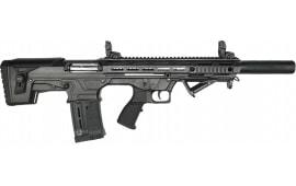 "Panzer Arms BP-12 Gen-2 Semi-Automatic Bullpup Shotgun - Fume Cerakote Finish - 20"" Barrel 12 GA 3"" Chamber - 5rd Magazine - PZRBP12G2BSFCRA"