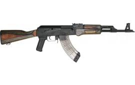 "Century Arms VSKA Semi-Automatic AK-47 Rifle 16"" Barrel 7.62X39 30rd - Laminate Camo Furniture - RI4085-N"