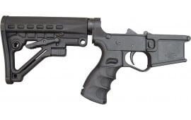 E3 Arms AR-15 Improved Gen II Complete Lower Receiver