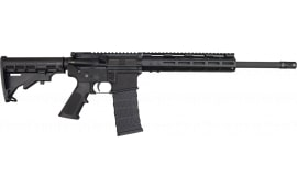 "FedArm AR-15 Rifle, .300 Blackout 16"" HBAR, Free Float M-Lok Rail, Mil-Spec - R-AR-300-006"