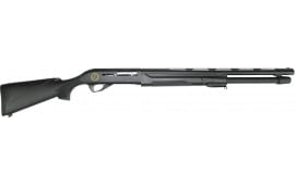 "Silver Eagle ""Gold Horse"" Semi-Auto Shotgun 12GA 24"" Rib Barrel 5rd 3"" Chamber w/ Extended Competition Tube - GHSA1224R"