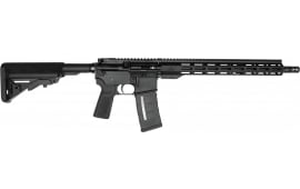 "IWI Z15TAC16 Zion-15 Semi-Auto AR-15 Rifle 16"" Barrel .223/5.56NATO 30rd - Black"